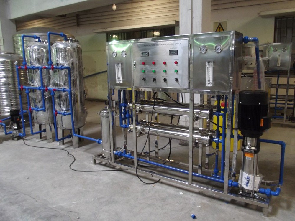 2000-3000bottles/hour Mineral Water Bottling Production Line Equipment