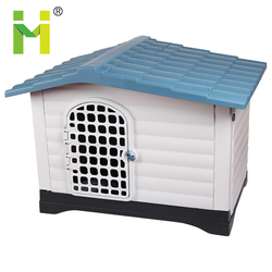 Wholesale quality material kennel heavy duty waterproof dog kennel