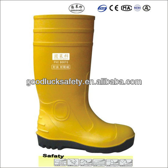 safety boot steel toe and steel sole
