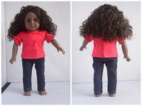 18'' doll prototype manufacturers black african american figurines wholesale