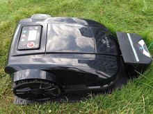 ROBOT ELECTRIC LAWN MOWER WITH GOOD QUALITY SUMSUNG BATTERY
