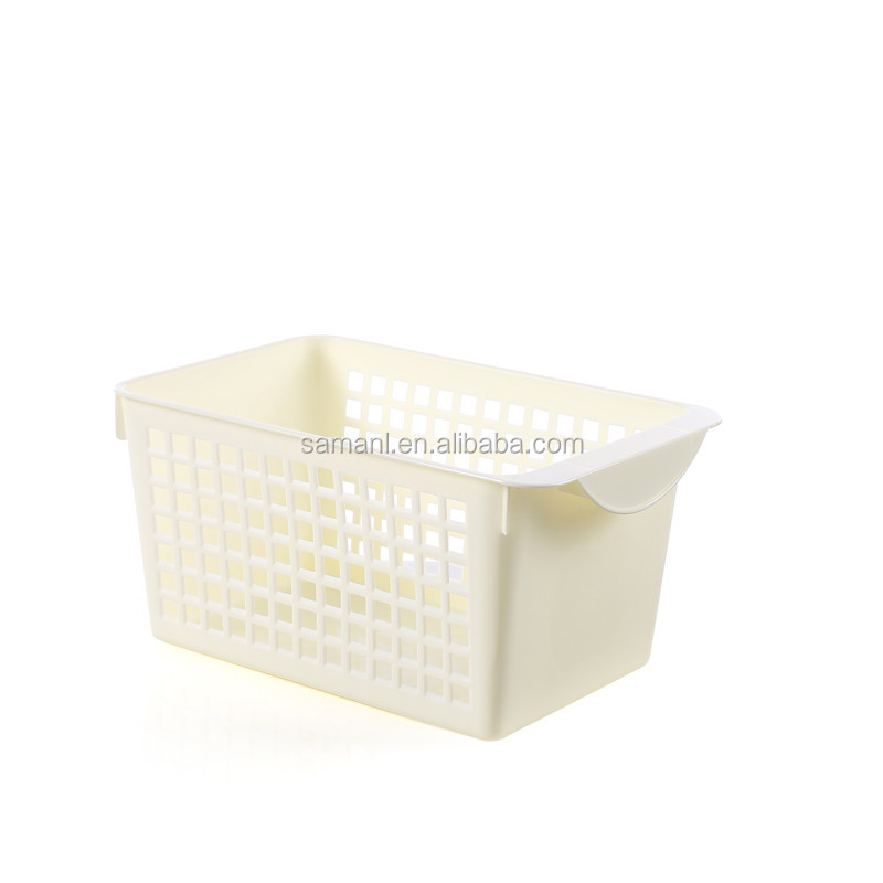 PP Plastic Storage Baskets Drawer Organizer
