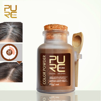 Permanent hair color powder for man and woman best hot sale natural hair color