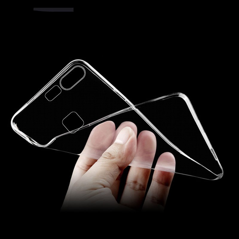 New Arrival Ultra thin case For huawei P9 Lite Soft Transparent TPU Case For huawei P9 Lite