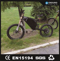 professional long distance stealth bomber electric bike