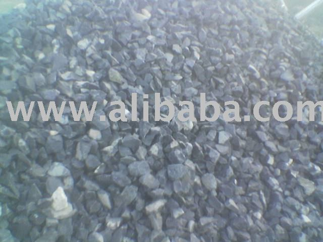 Basalt Aggregate and Sand