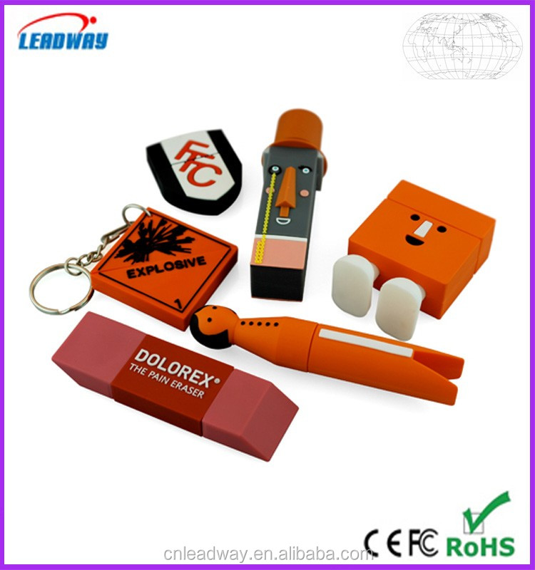 Professional custom usb flash drive,custom logo usb,custom PVC usb factory