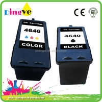 Remanufactured ink cartridges M4640 M4646 used inkjet cartridge for dell printers