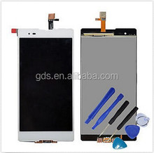 T2 D5303 LCD Display With Touch Screen Digitizer black and white For sony