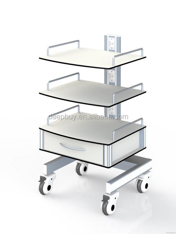 Factory stylish ce price for hospital dressing trolley
