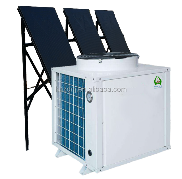 High efficiency Compound energy solar central air conditioning system
