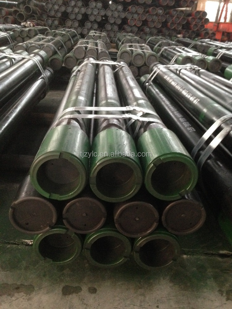 Casing pipe price casing pipe drilling steel water well casing pipe