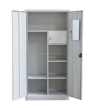 China high quality metal wardrobe for sale