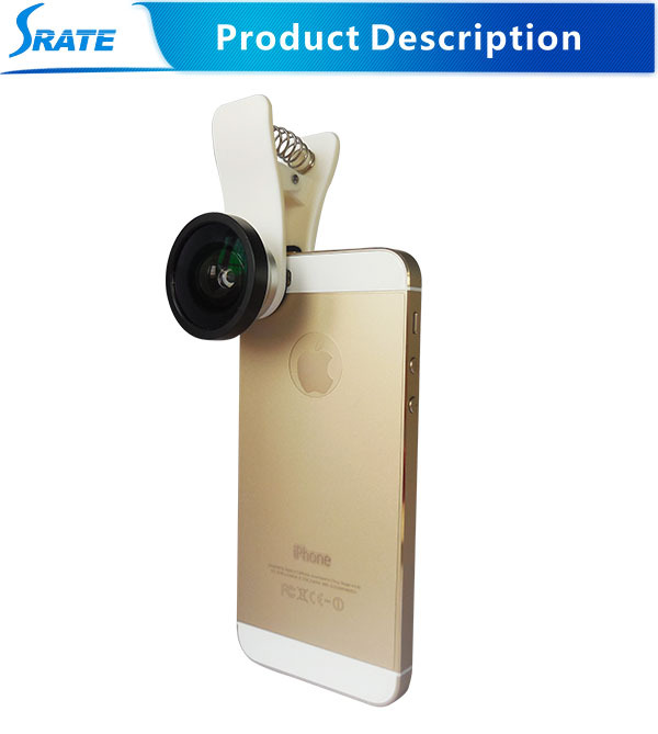 JT001 High Quality 0.4X Super Wide Angle Lens for iPhone