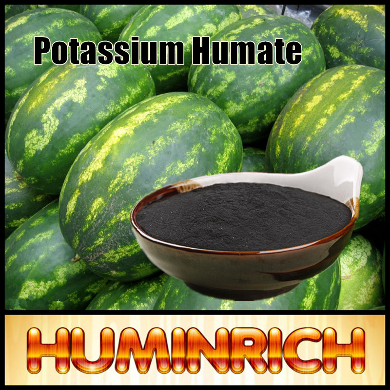Foliar Spray Super Potassium Humate Fine Powder Organic Fertilizer 8-8-8