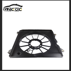 auto spare parts no 19015-RL9-H01radiator cooling motor fan for honda