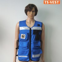 Security Protection Roadway Safety Poly Cotton
