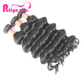 Double Strong Machine Weft Raw Brazilian Hair Cheap Remy Hair