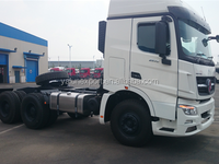 North Benz V3 6x4 420hp truck head Beiben V3 tractor truck best price