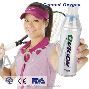 Lightweight Bottled Oxygen with Mask / 99.6% /AR-001