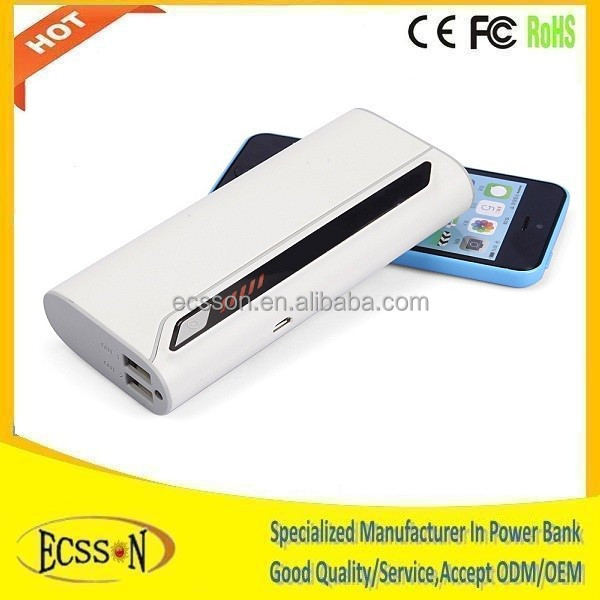 11000mah high quality power bank , the newest design portable power bank station