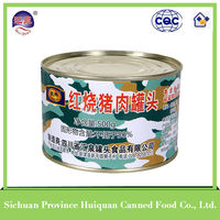 Wholesale from china ready made food canned