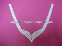 Polyester Neck Lace Collar