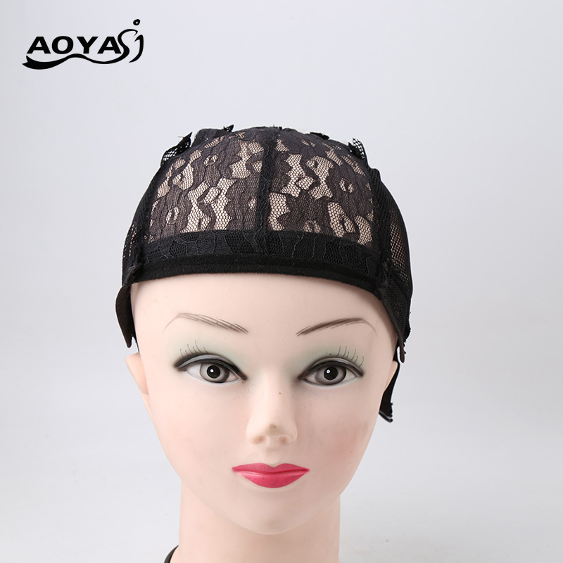 AOYASI Factory directly adjustable net wig making caps fashion wig caps for wigs making tool