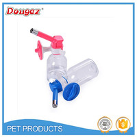 2015 New High Quality Plastic Pet Water Feeder Head Drinking Head Set Hot Sale