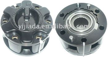 Manual free wheel hubs for Mazda B series,Fighter ,Ford Courier