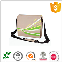 OEM Newest Fashion Microfiber Computer satchel bag