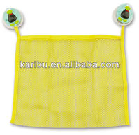 PM1816 Bath Toy Bag with Decorated Suctions