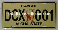 bicycle license plates,bike number plate,fancy number plates