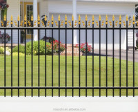 Factory hot sale high quality low price beautiful aluminum cast fence