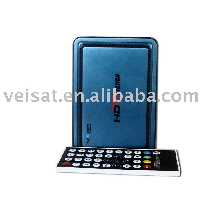 SD / HD DVB-T terrestrial satellite TV receiver