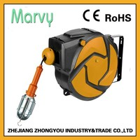 automatic retractable extension 15m electrical cable for sockets