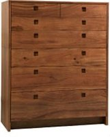Wooden japanese furniture of chest 1100