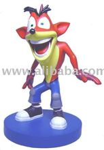 Cartoon figurine