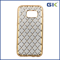 No mold line TPU Case For Samsung galaxy 6