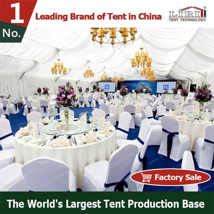 Wedding Decoration Tent Lining and Curtain