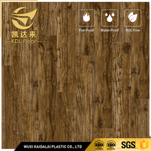 4mm5mm Waterproof PVC SPC Hotel Commercial Flooring