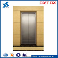 Elevator Lift Door Panel Hairline Stainless Steel