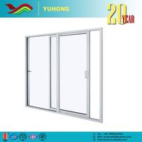 YH China manufacturer good price flexible designs frame sliding door for bedroom