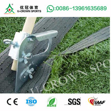 Turf tools for artificial grass installation with factory direct supply