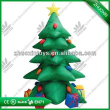 hot sale inflatable christmas decorations,inflatable christmas tree indoor