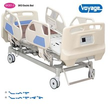 SK001-3 X-ray available electric ICU equipment;used hospital bed for sale