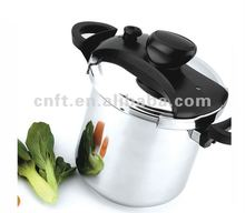 new model stainless steel industrial steam pressure cooker, suitable to gas stove & induction cooker DSC 22cm 4L