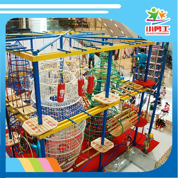 Amusement park train rides for sale/Double electric train track/indoor playground equipment