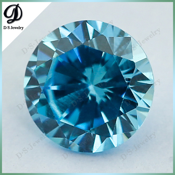 CUBIC ZIRCONIA China Shipper Excellent Quality Loose Round Stone CZ