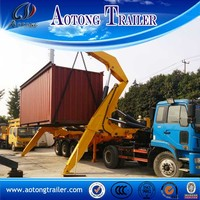 Tri Axle 40ft Self Loading Container
